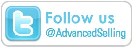 Follow Us On Twitter - AdvancedSelling