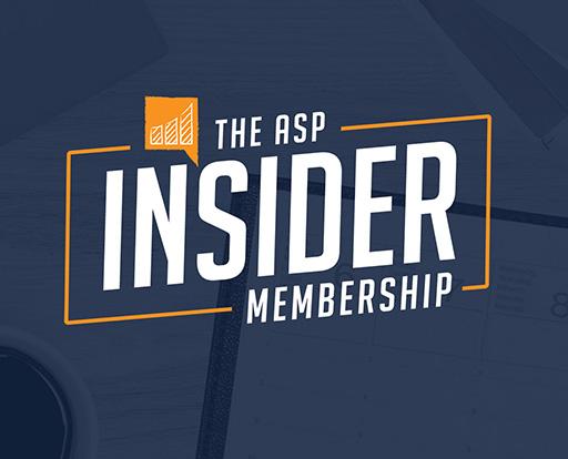 The ASP Insider
